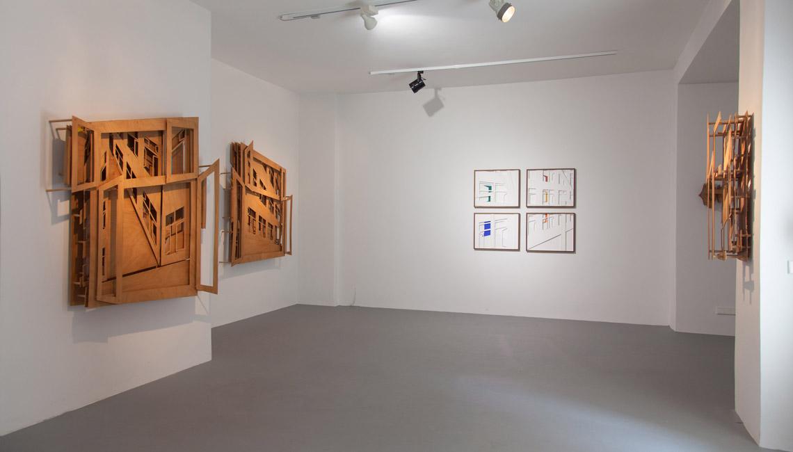 JENSWALTHER • VASISTAS, Kunstwerke von Stephan Hüsch